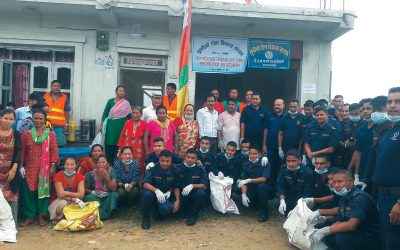 Ministry Report – Nepal