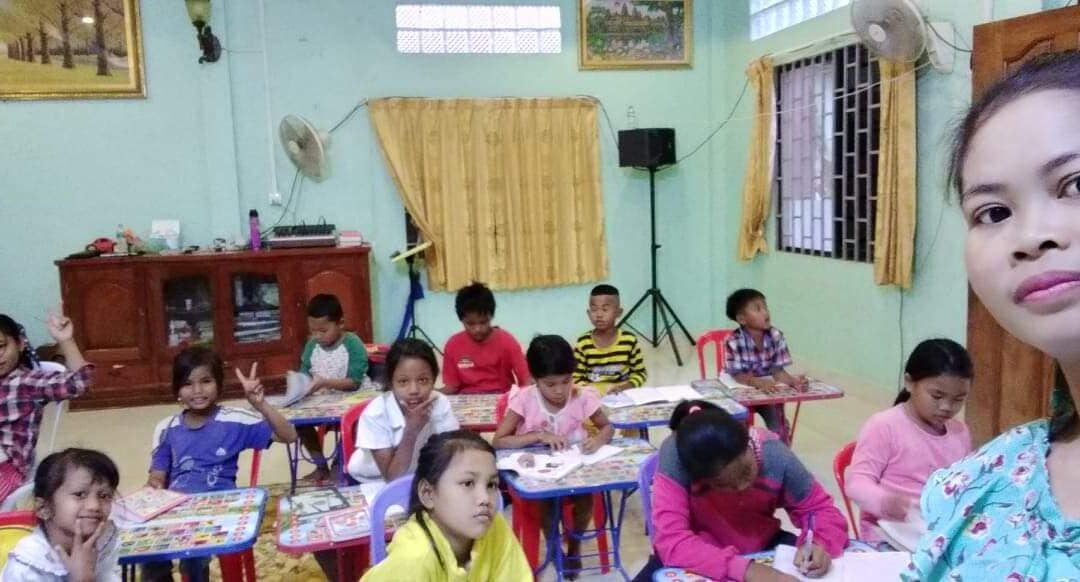 GFA News (Cambodia) Report from Ps Yu Leng