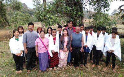 GFA News (Myanmar) Report by Ps Morris